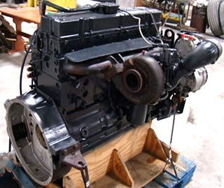 USED CUMMINS ENGINE | FOR SALE COMMON RAIL 8.8L 2004 LOW MILES