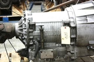 USED RV ALLISON MD3066RM TRANSMISSION MOTORHOME PARTS FOR SALE