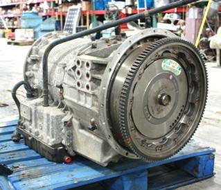 USED MOTORHOME HD4060P ALLISON TRANSMISSION WITH PTO DRIVE RV PARTS FOR SALE