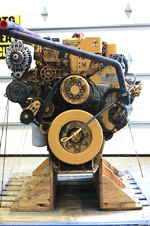 USED CATERPILLAR ENGINE | CAT 3126 7.2L YEAR 2000 330HP 94,338 MILES FOR SALE