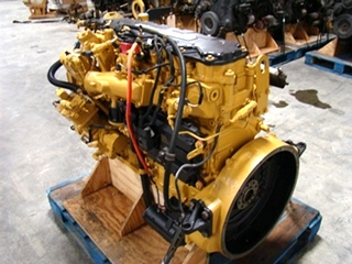 USED CATERPILLAR ENGINE | C7 ENGINE FOR SALE 2004 7.2L 54,261 MILES