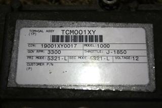 USED RV ALLISON TRANSMISSION ECU-TCM 29537441 FOR SALE