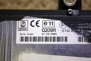 USED RV ALLISON TRANSMISSION ECU 29541227 FOR SALE