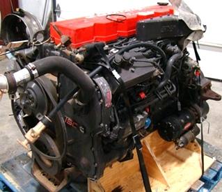 USED CUMMINS ISC 350   2002 CUMMINS ISC350 FOR SALE