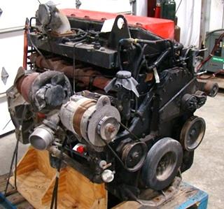 USED CUMMINS DIESEL MOTOR | CUMMINS DIESEL ISM450  450HP YEAR 2002 FOR SALE