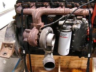 USED CUMMINS ENGINE FOR SALE | CUMMINS 8.3L ISC 350 2002 DIESEL ENGINE - LOW MILES