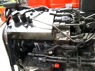 CUMMINS DIESEL ENGINE | 2002 8.8L ISL400 FOR SALE - 106,000 MILES