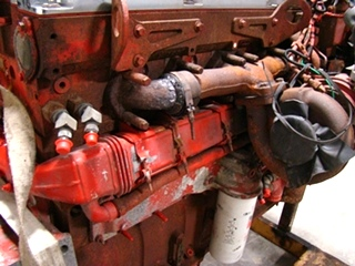 USED CUMMINS DIESEL | ISX 600 CUMMINS DIESEL ENGINE FOR SALE YEAR - 2006