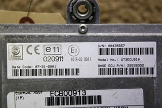 USED RV ALLISON TRANSMISSION 29538352 ECU FOR SALE