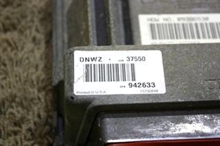 USED RV DELPHI AUTOMOTIVE SYSTEM ECM 09386530 FOR SALE