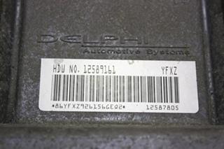 USED MOTORHOME DELPHI AUTOMOTIVE SYSTEMS 12589161 ECU FOR SALE