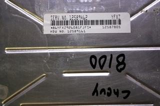 USED 12589161 ECM DELPHI AUTOMOTIVE SYSTEMS RV PARTS FOR SALE
