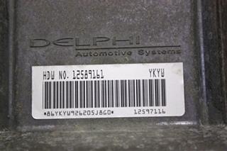USED MOTORHOME 12589161 DELPHI AUTOMOTIVE SYSTEMS ECM FOR SALE