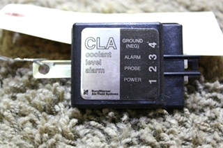 USED RV BORGWARNER CLA COOLANT LEVEL ALARM 1039-07058-01 FOR SALE