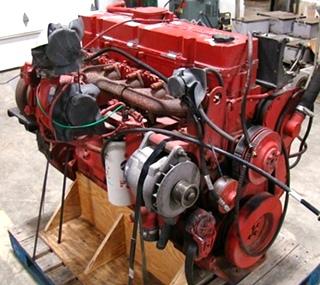 USED CUMMINS DIESEL MOTOR | CUMMINS DIESEL ENGINE FOR SALE 8.9L ISL400 2006