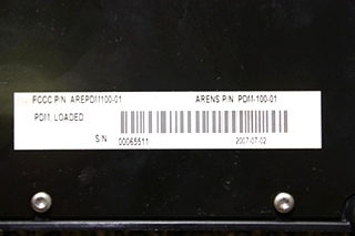 USED ARENS POWER DISTRIBUTION MODULE RV PARTS FOR SALE