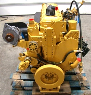 CATERPILLAR DIESEL ENGINE | CATERPILLAR 3126 7.2L 300HP YEAR 2001 FOR SALE