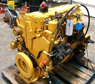 CATERPILLAR DIESEL ENGINE | CATERPILLAR 3126 7.2L 300HP YEAR 2001 FOR SALE
