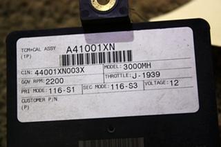 USED MOTORHOME ALLISON TRANSMISSION TCM 29544773 FOR SALE