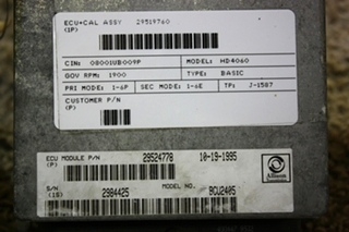 USED 29524778 ALLISON TRANSMISSION ECU MOTORHOME PARTS FOR SALE