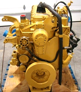 CATERPILLAR DIESEL ENGINE | CATERPILLAR 3126 7.2L 300HP YEAR 1999 FOR SALE