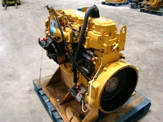 CATERPILLAR DIESEL ENGINE | CATERPILLAR 3126 7.2L 190HP YEAR 2000 FOR SALE