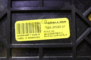 USED MOTORHOME MEDALLION 7020-20020-01 VEHICLE DYNAMICS CONTROLLER FOR SALE