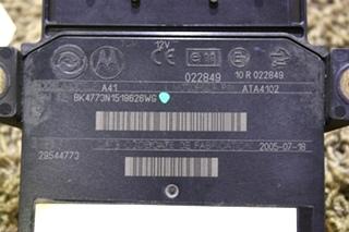 USED MOTORHOME 29544773 ALLISON TRANSMISSION TCM FOR SALE