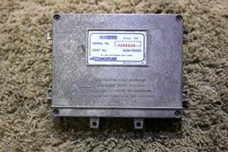 USED RV ECO CRUISE ECU 4026/100/000 FOR SALE