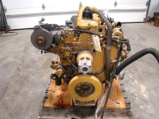 USED CATERPILLAR ENGINE | CATERPILLAR 3126 7.2L YEAR 2003 330HP FOR SALE