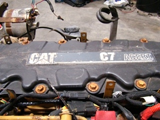 CATERPILLAR DIESEL ENGINE | CAT 300HP C7 7.2L 2004 FOR SALE