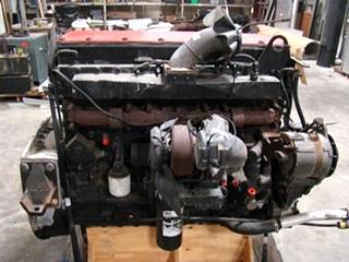 USED CUMMINS DIESEL MOTOR | CUMMINS DIESEL ISM450 450HP YEAR 2001 FOR SALE