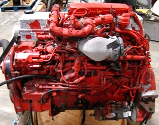USED CUMMINS DIESEL MOTOR | CUMMINS DIESEL ENGINE FOR SALE 8.9L ISL425 2007