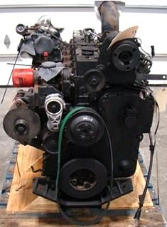 USED CUMMINS ENGINE | C8.3-BUS 300HP DIESEL ENGINE FOR SALE