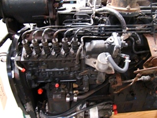 USED CUMMINS ENGINE | C8.3-BUS 300HP DIESEL ENGINE FOR SALE