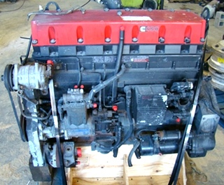 USED CUMMINS DIESEL MOTOR | CUMMINS DIESEL ISM450 450HP YEAR 1998 FOR SALE