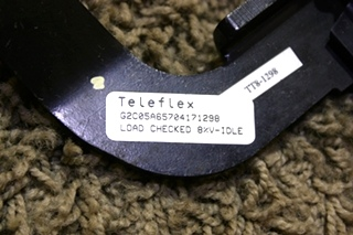 USED RV TELEFLEX FUEL PEDAL FOR SALE