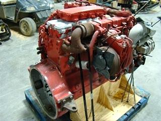 CUMMINS DIESEL ENGINE | CUMMINS ISC360 8.3L 360HP FOR SALE - 15,000 MILES
