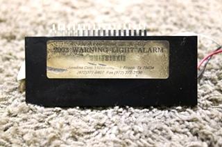 USED MOTORHOME 2003 WARNING LIGHT ALARM MODULE FOR SALE