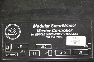 USED RV SM210 MODULAR SMARTWHEEL MASTER CONTROLLER BY V.I.P FOR SALE