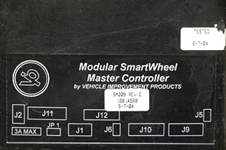 USED MODULAR SMARTWHEEL MASTER CONTROLLER BY VEHICLE IMPROVEMENT PRODUCTS SM209 FOR SALE