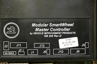 USED MODULAR SMARTWHEEL MASTER CONTROLLER SM209 BY VEHICLE IMPROVEMENT PRODUCTS MOTORHOME PARTS FOR SALE
