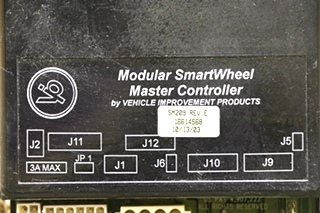 USED MODULAR SMARTWHEEL MASTER CONTROLLER BY V.I.P SM209 RV PARTS FOR SALE