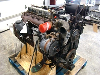 USED 1994 CUMMINS C8.3-BUS 300HP DIESEL ENGINE FOR SALE