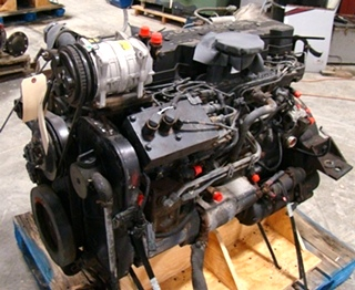CUMMINS DIESEL ENGINE | USED CUMMINS ISC330 8.3L 330HP FOR SALE