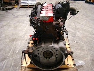 CUMMINS DIESEL ENGINE | CUMMINS ISC350 62,000 MILES 8.3L 350HP FOR SALE