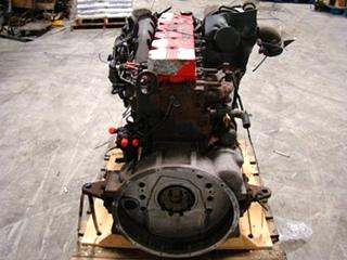 CUMMINS DIESEL ENGINE | CUMMINS ISC350 62,000 MILES 8.3L 350HP FOR SALE
