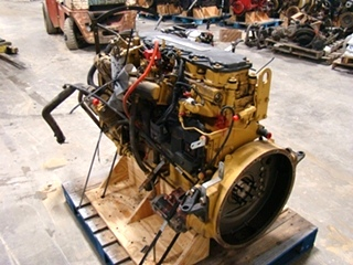 USED CATERPILLAR C7 KAL ENGINE FOR SALE 2004 7.2L 59,000 ORIGINAL MILES