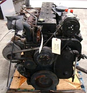 CUMMINS DIESEL ENGINE CUMMINS ISC330 8.3L 330HP