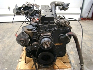 CUMMINS DIESEL ENGINE CUMMINS ISC330 8.3L 330HP